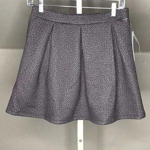 Joe B by Joe Benbasset Skirt Pleats Knit